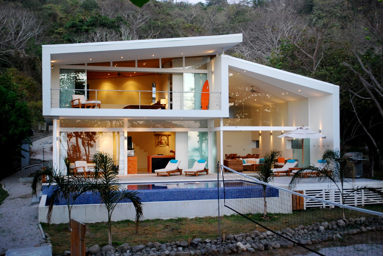 Cool inspirations to design beautiful modern house with
