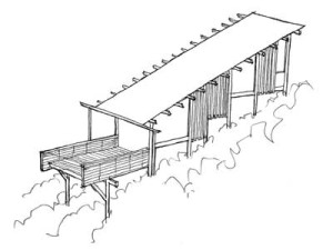 Stick architecture