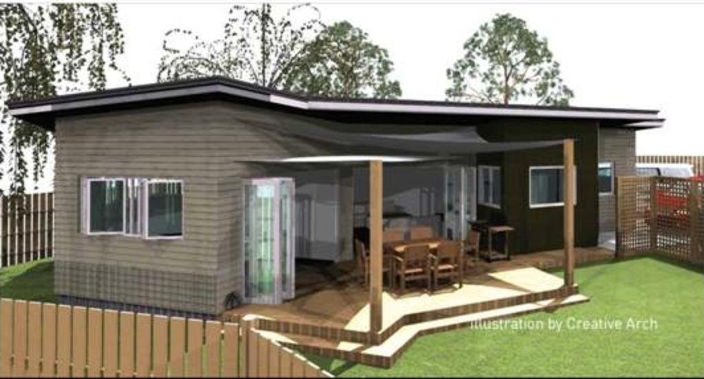 Colleen Dicks New House Design
