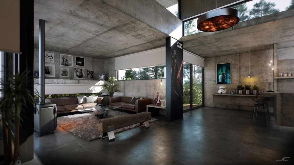 Interior-Decorating-apartments-exciting-concrete-interior-design-for-spacious-home-decorating-idea-exciting-interior-industrial-design-inspiration